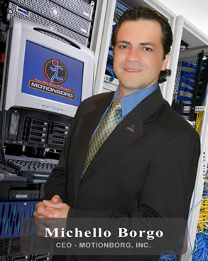 Michello Borgo - CEO MOTIONBORG