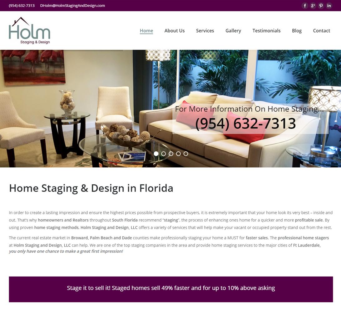 Real Estate Website Design & Internet Marketing - Web Design ...